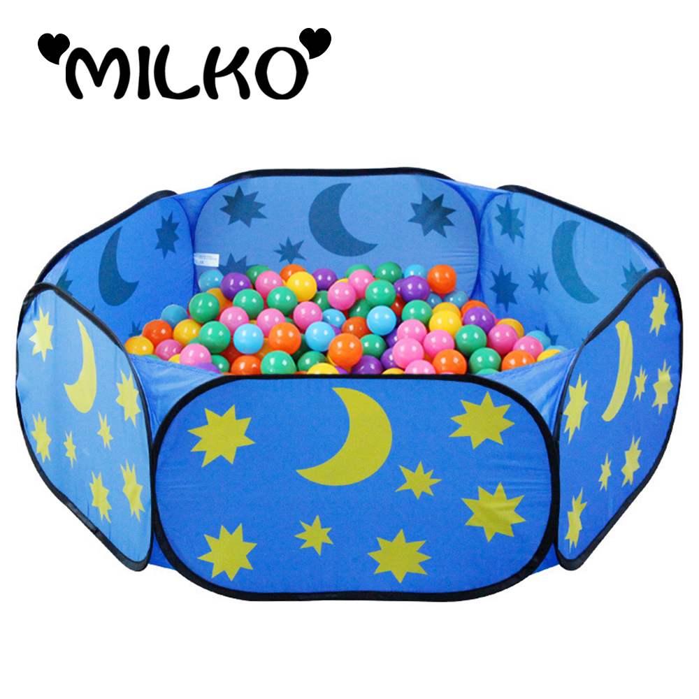 1.2m Kids Blue Starry Sky Play Tent Safety Hexagon Baby Playpens Indoor Stress Ocean Ball Pool Ballenbak Yard Tents for Children-in Toy Tents from Toys ...  sc 1 st  AliExpress.com & 1.2m Kids Blue Starry Sky Play Tent Safety Hexagon Baby Playpens ...
