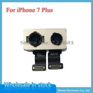 Image 4 - 1Pcsด้านหลังกล้องFlex CableสำหรับiPhone 6S 7 8 Plus X XS Max XR 11 Pro maxแฟลชริบบิ้นโมดูลชิ้นส่วนซ่อมเลนส์เปลี่ยน