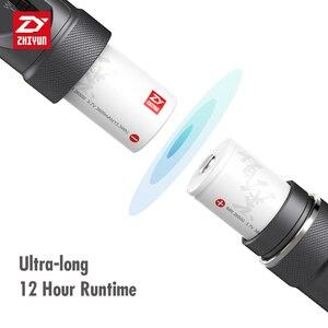 Image 4 - Zhiyun公式クレーンプラス3軸ハンドヘルドジンバル用一眼レフカメラソニーA7/パナソニックlumix dmc/ニコンj/カノ