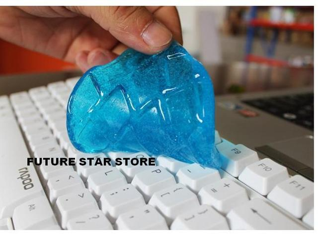 Free Shipping Crystal Magic Keyboard Cleaner Super Clean Slimy Gel