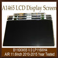 "10pcs/lot New For Apple MacBook Air 11.6"" A1370 A1465 LCD Display Screen LP116WH4 TJA1 TJA3 B116XW05 V.0 2010-2015 Repair Tested"