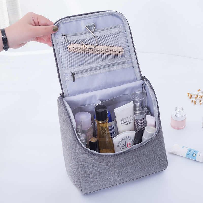 Hängen Frauen Kosmetik Tasche Reise Männer Toilettenartikel Organizer Kosmetikerin Make-Up Tasche Wasserdichte Kits Waschen Wc Weibliche Lagerung Taschen