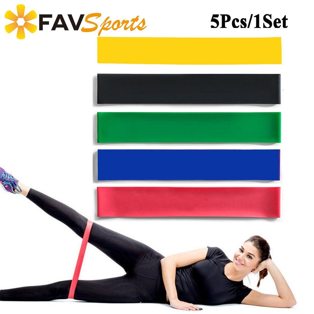 5Pcs/Set Resistance Band Inversion Yoga Swing Gym Carry
