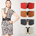 Hot Marketing  Female Brief Wide Belt Decoration Elastic Cummerbund Strap Dress Accessories WJul14