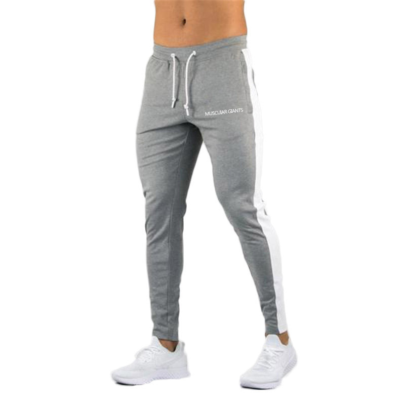 HTB1MYWTXeH2gK0jSZFEq6AqMpXaC ENJPOWER New Men Pants Hip Hop Fitness clothing Joggers Sweatpants Side stripe classic fashion Streetwear Track Pants Trousers