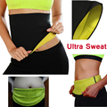 New Slimming Waist Belts Neoprene Body Shaper Corsets Cincher Trainer Promote Sweat Bodysuit Fitness Women Hot Sale