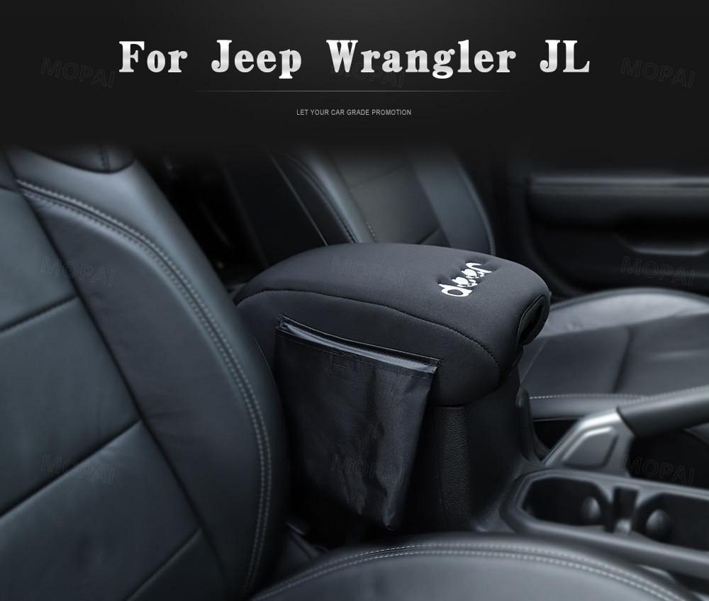 Car Seat Armrest Box Pad Cover
