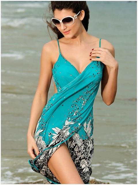 c3f5eafa9c Condole belt Wrap skirt bikini Beach dress Holiday skirt swimsuit Prevent  bask in clothes veil Condole belt Bathing