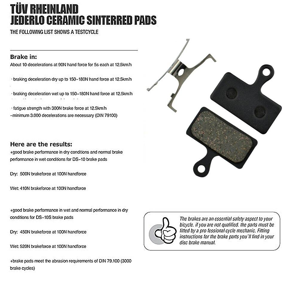 Vxm 2 Pair Bicycle Resin Disc Brake Pads For Shimano Deore M985 M988 Parts Diagram Xt M785 Slx M666 M675 M615 Alfine S700 Mtb In From