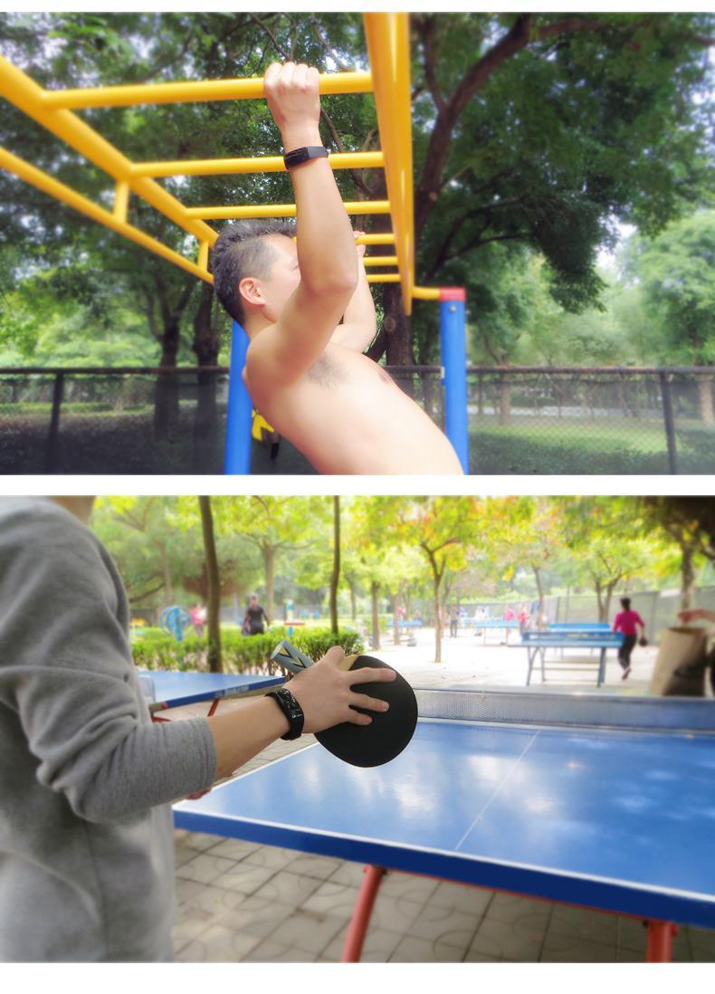 Inteligentny zespół id107 pulsometr siłownia sport bransoletka smartband pulsometer inteligentne nadgarstek dla apple ios android 13