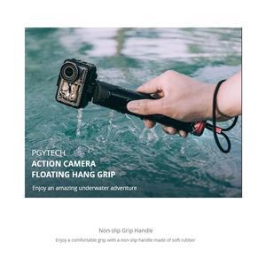 Image 3 - Kaymaz kavrama kolu eylem kamera yüzen el kavrama PGYTECH spor kolu Tripod DJI OSMO için eylem kamera