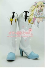 Pretty Cure cure echo Sakagami Ayumi Cosplay Shoes Boots Custom Made(China)