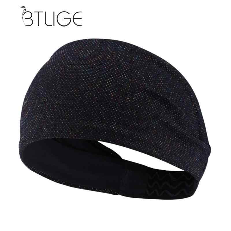 f257641e21a BTLIGE Men Women Headbands Sweatband Head Band Hair Gym Yoga Stretch Sport  Sweat Band