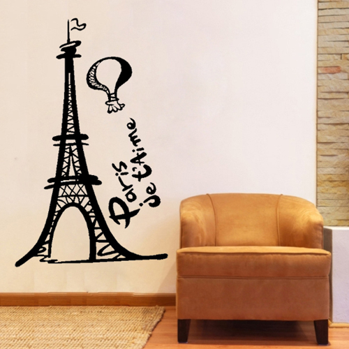 Eiffel Tower Bedroom Decorations - Best Bedroom Ideas 2017