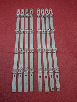 New 5set=40pcs LED Backlight Strip For LG 40LF630V 40LF6300 40LF570V SVL400 40LH5300 INNOTEK DRT 4.0 3.0 40 Inch A B 6916L-0885A
