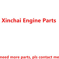 XINCHAI A498BT for tractor Foton, Jinma, the set of piston rings for one engine, oem: A498B 04100 1