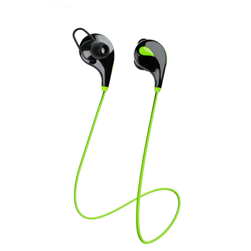New QY7 Sport Bluetooth earphones Wireless Running Stereo earbuds with micphone For iphone Huawei XiaoMi Phone earphone s9 original sport wireless bluetooth headset handsfree earphones running stereo headphones for iphone xiaomi huawei 6 7 earphone