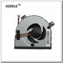 Cpu Laptop cooling fan para Lenovo IDEAPAD Z400 Z400A Z400T 20224 P500 Z500 Z500A Z410 Z510 Z510A