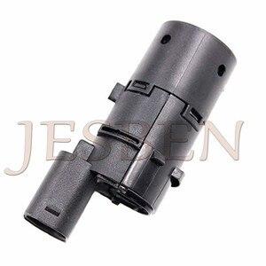 Image 3 - JESBEN New Manufactured 4PCS/LOT Parking Sensor fit for BMW E38 E39 E53 5 X5 725 730 740 530 NO# 8375533 66216902182 6902182