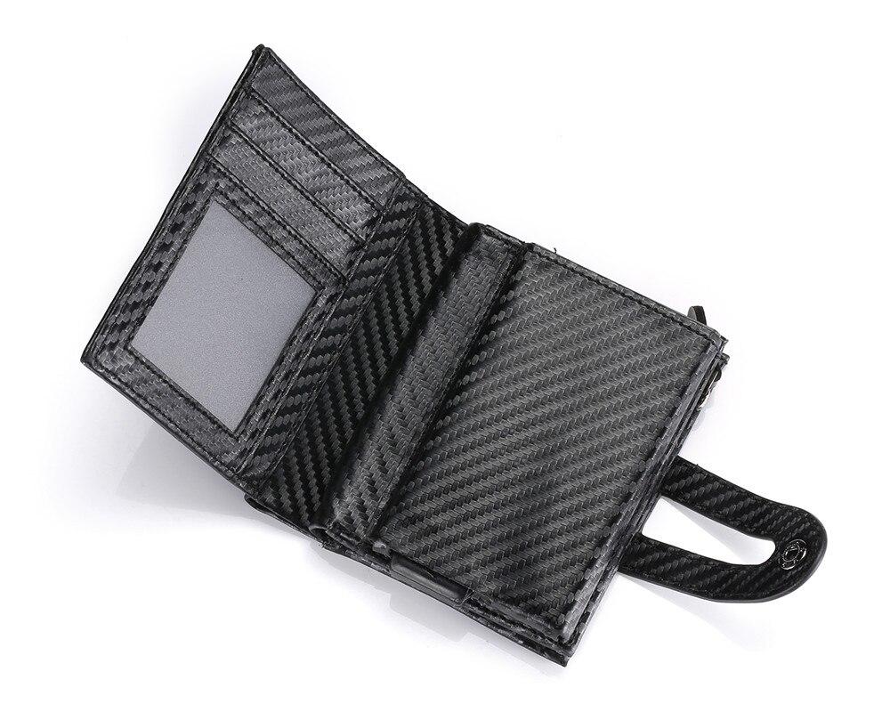 moda moeda bolsa titular do cartão carteiras