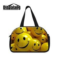 Cute Weekend Travel Bags For Women Best Duffel Bag Sporty Ball 3D Printing Girls Duffle
