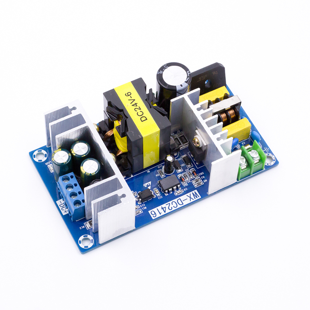 2019 Best Sale AC-DC Power Supply Module AC 100-240V to DC 24V 9A/24V 6A Switching Power Supply Board
