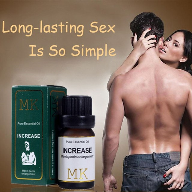 Essential Oil for Penis Enlargement