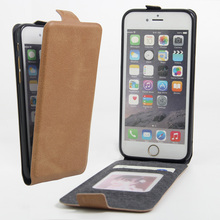 Luxury Up Down Style Case For iPhone 5 S SE 5C Flip Leather Phone Cases For Coque For 5S 4S iPhone 6 S 7 Plus  Back Case Cover стоимость