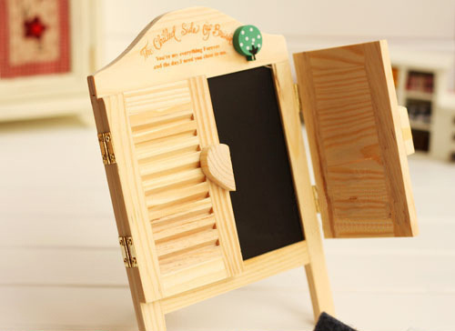 Großhandelspreis großer Verkauf 2019 authentisch € 9.83 |Home Decor de stores Mini tableau noir avec support Jalousie  tableau carte de Table chevalet cadre Menu Mini Journal Photo accessoires  dans de ...