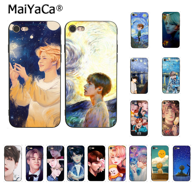 van gogh coque iphone 7