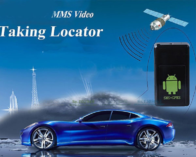 Rastreador de GPS Localizador de MMS más pequeño Foto Video Tomando - Electrónica del Automóvil