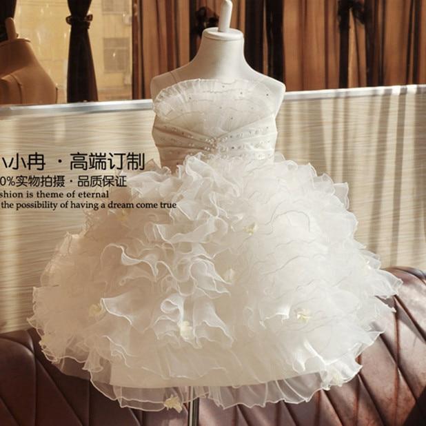 Hola bebé nuevo llega, muy bonito bebé vestidos para la boda partido ...