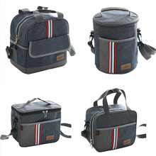 Better Oxford Thermal Lunch Bags for Women Men child Food Lunch Picnic Cooler Bag Insulated Storage outside Picnic Container