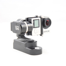 Feiyu Tech FY-WG 3-axis Wearable Brushless Gimbal Stabilizer for Gopro Hero 3 3+ 4 LCD Touch BacPac Camera