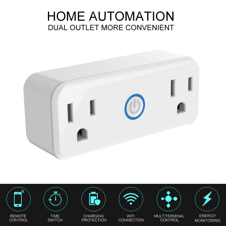 Free shipping Mini WiFi smart plug Timer wifi socket plug outlet Smart remote wireless Controls for iphone Ipad Android цена