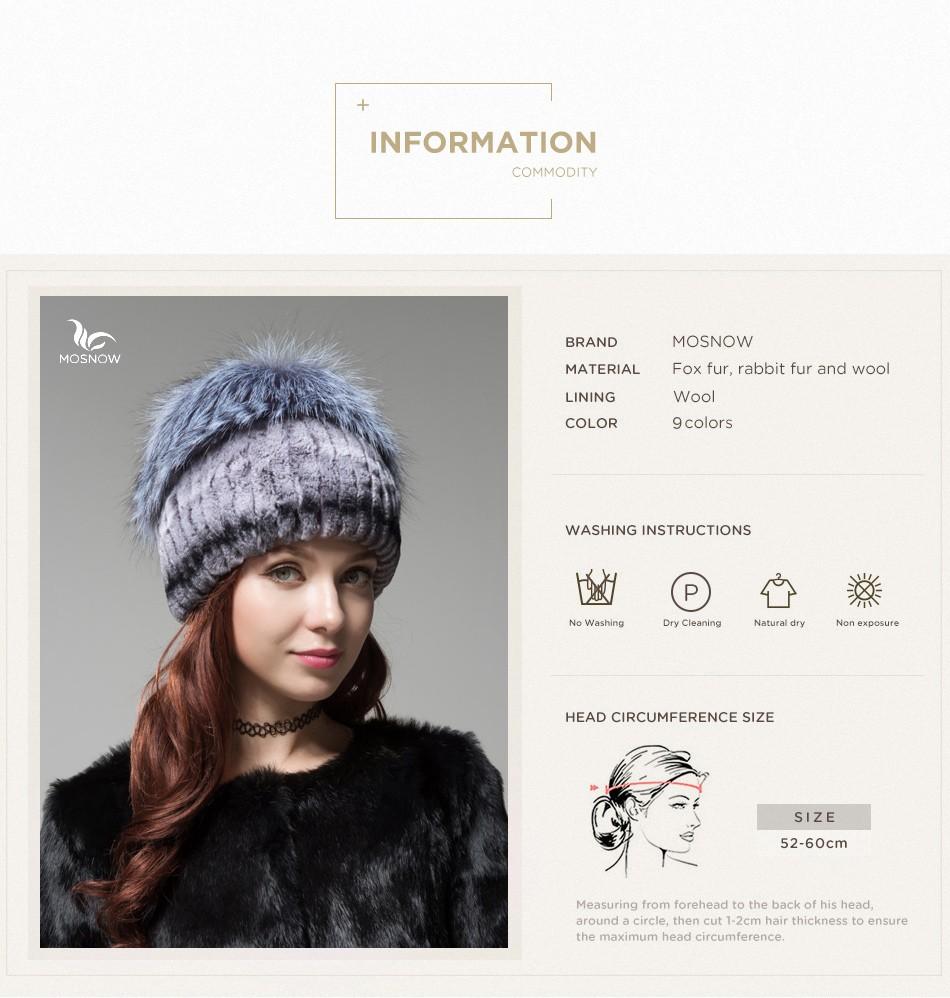 women\'s hats fur PCM002 (3)