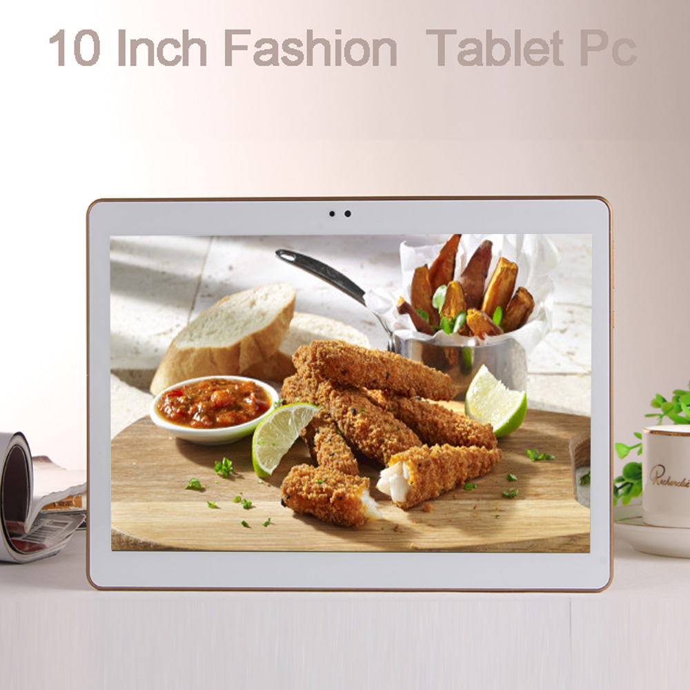 BDF 10 Inch Built in 3G Phone Call Tablet Android 6.0 Android Quad Core 2GB RAM 16GB ROM IPS Tablets Pc 7 8 9 Beeline card IPS hbt3570100 universal 3 7v 3000mah built in battery for 7 8 9 10 10 1 tablet pc silver