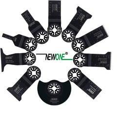 Starlock цельный E-cut полотно многофункциональной пилы Осциллирующий Инструмент лезвия, совместимые с осциллирующими мульти-инструментами с