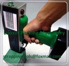 LX-PACK Lowest Factory Price tank inkjet printer bucket hand coding equipment Logo Label Printing Machine digital batch printer