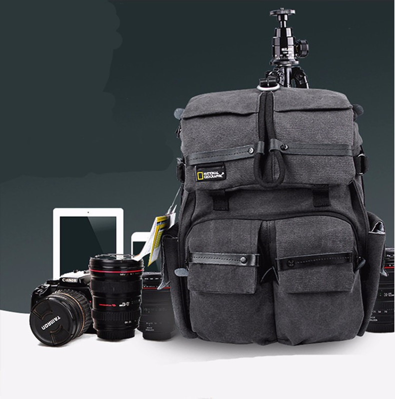 100 New High quality National Geographic NG W5070 Camera Backpack Shoulder Bag Rucksack