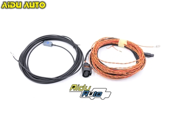 Rear View Camera install update Cable Wire Harness For Porsche 911 718 Cayman Boxster Cayenne macan PCM 95B 980 551 L