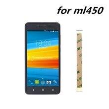 Nouveau 5.0 pouces pour dexp ixion ml450 LCD assemblée affichage + écran tactile panneau de remplacement pour dexp ixion ml450 téléphone portable