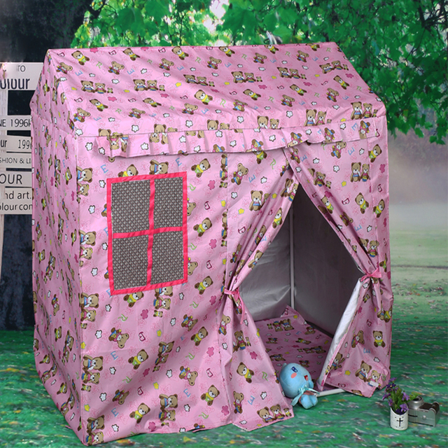 Kindergarten Childrenu0027s Game House Outdoor Tent Princess House Small House Interior Simple Toy House Baby Room & Kindergarten Childrenu0027s Game House Outdoor Tent Princess House ...