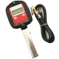 Automotive tyre inflator tool/LCD digital tyre pressure gauge pressure gauge gauge pressure tyre inflator gauge -