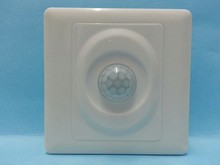 Body Smart Infrared Induction Switch 86 Corridor Intelligent Adjustable Delay Switch 110-250V