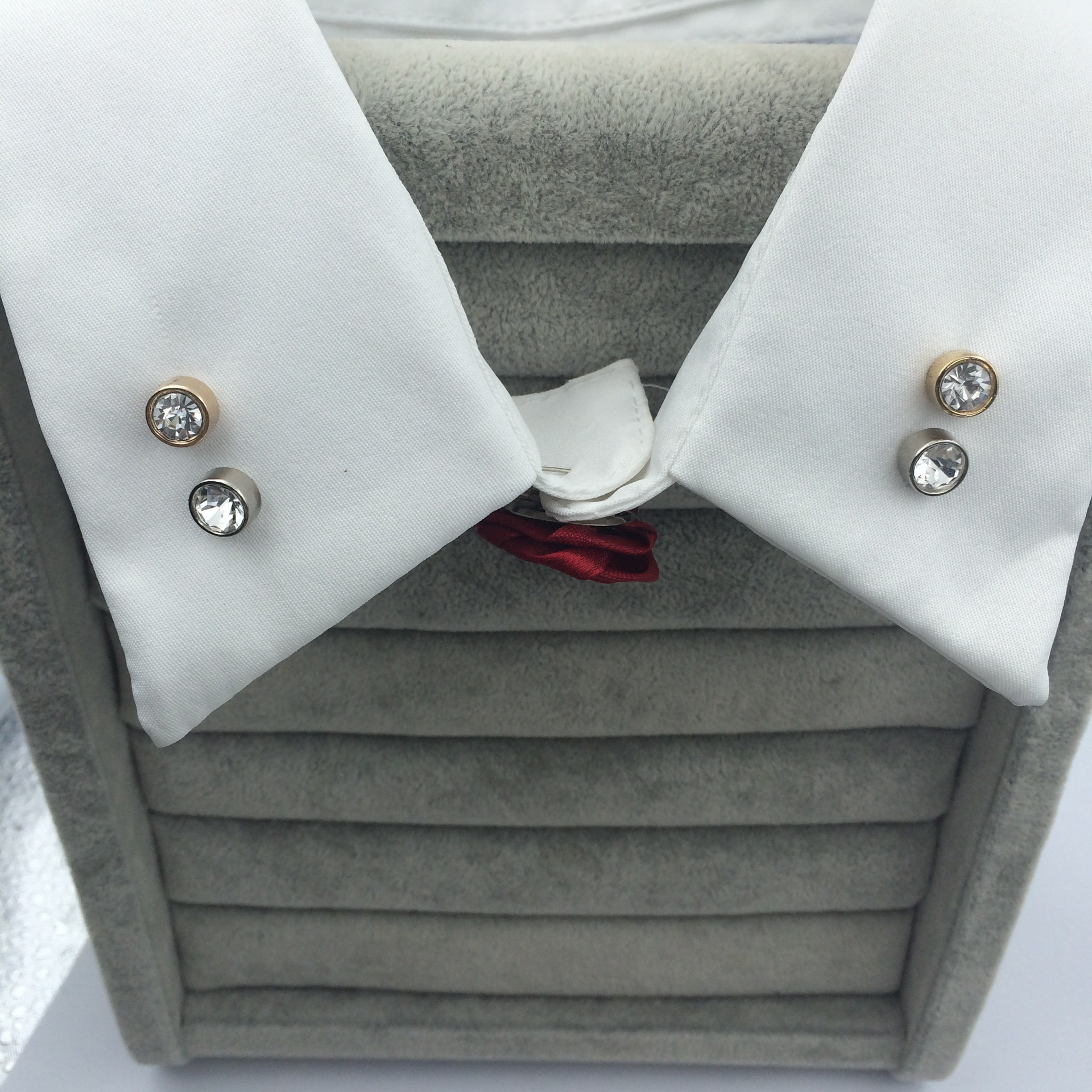 10 pieces/lot Suit shirt collar Brooch Paint Enamel Brooches Men and Women Suits Dress Hat Collar Brooch Pins Scarf Buckle Gift