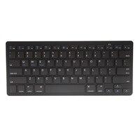 New Arrival Ultra Slim Bluetooth 3 0 Wireless Keyboard For Apple IPad IOS System Waterproof Ultra