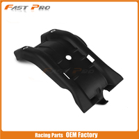 Motorcycle Under Side Engine Case Cover Protector Guard For KTM EXC F 250 350 Six Days 2017 2018 17 18