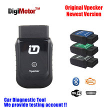 2016 Genuine Wifi Vpecker Easydiag As Launch X431 iDiag Easydiag OBD2 Wifi Auto Diagnostic Scanner Automotivo Escaner Automotriz