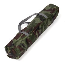 Camping Tent with Camouflage Pattern